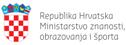 Ministarstvo znanosti, obrazovanja i sporta