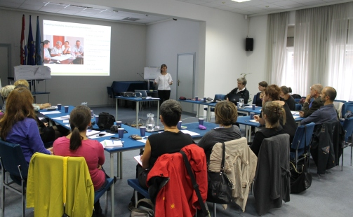 National Capacity Building Plan for Protected Area Staff in Croatia