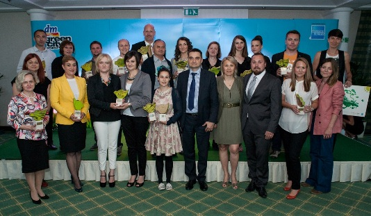 "Sunce wins ""dm green city project"" Grand Prix Award"