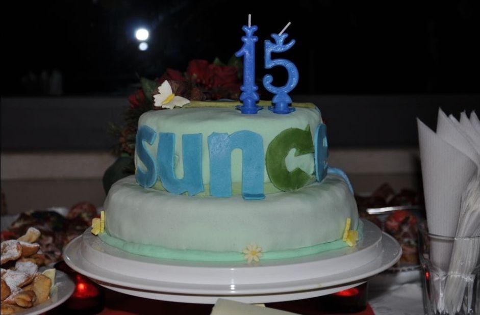 Sunce celebrates 15 years of successful work