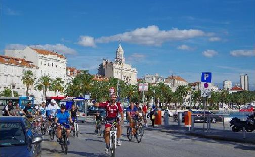 Split cycling event 2015