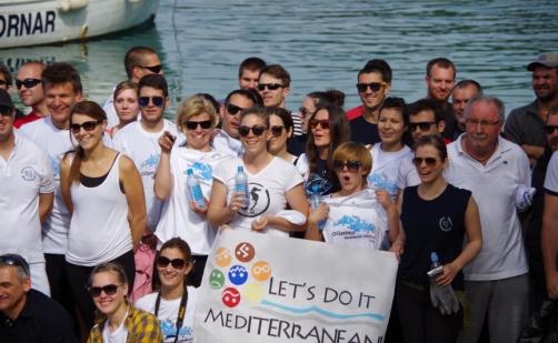 Plava čistka- Očistimo more i obalu!