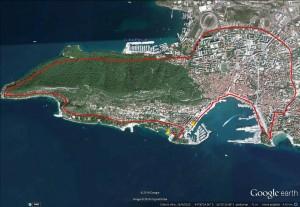 biciklijada-mapa