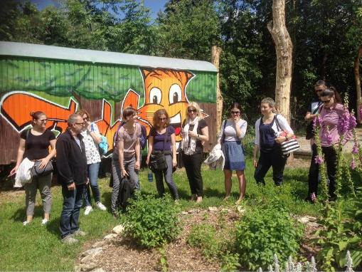 Study trip Germany – ideas for Service learning