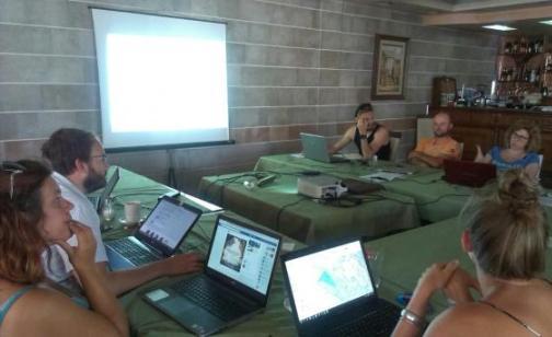 Održan GIS trening u Tivtu (Crna Gora)