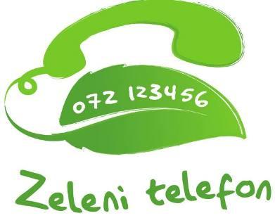 Zeleni telefon