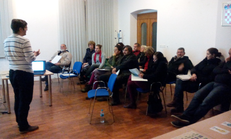 Residents of Vis and Komiža became EkoPartners!
