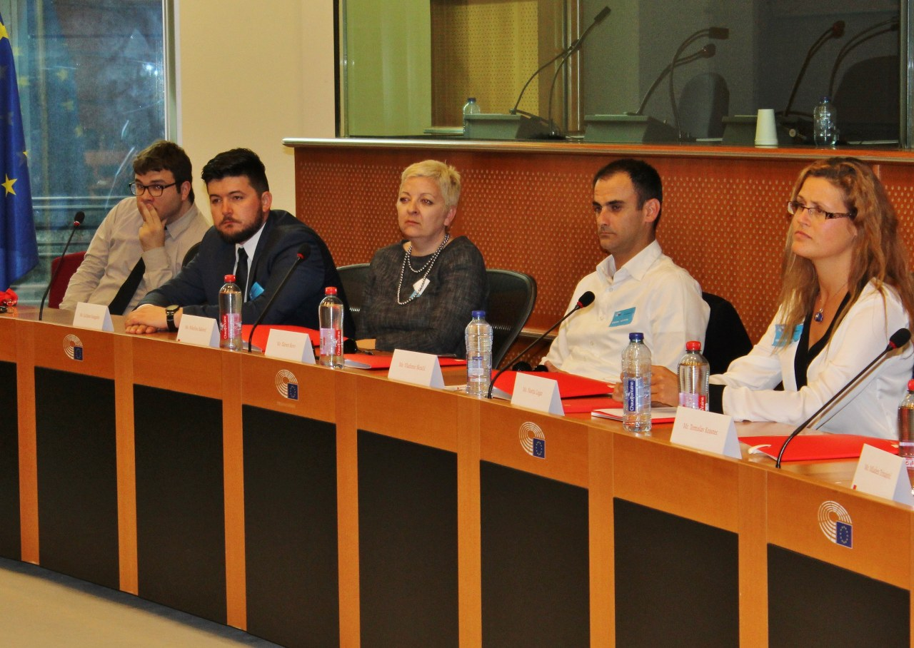 "Panel discussion ""The Future of the islands in post 2020 Europe"""