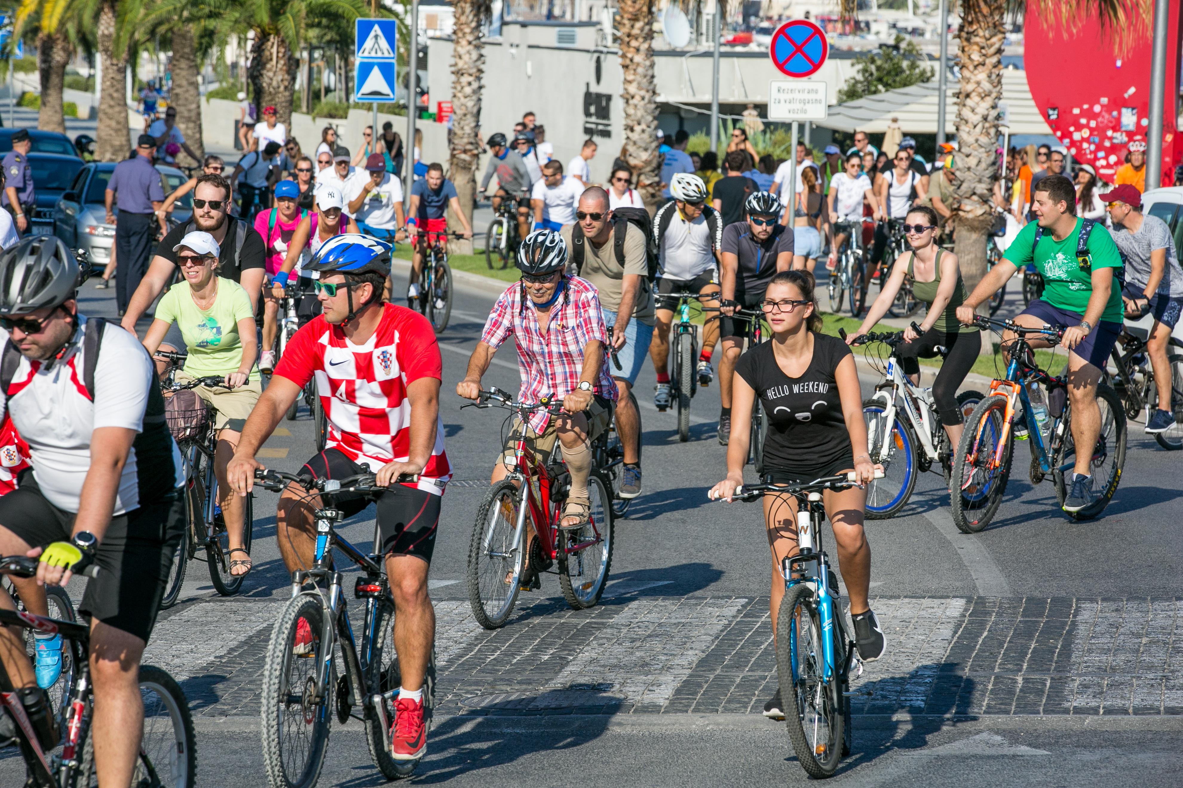 7. Splitska biciklijada i nikada bogatiji program