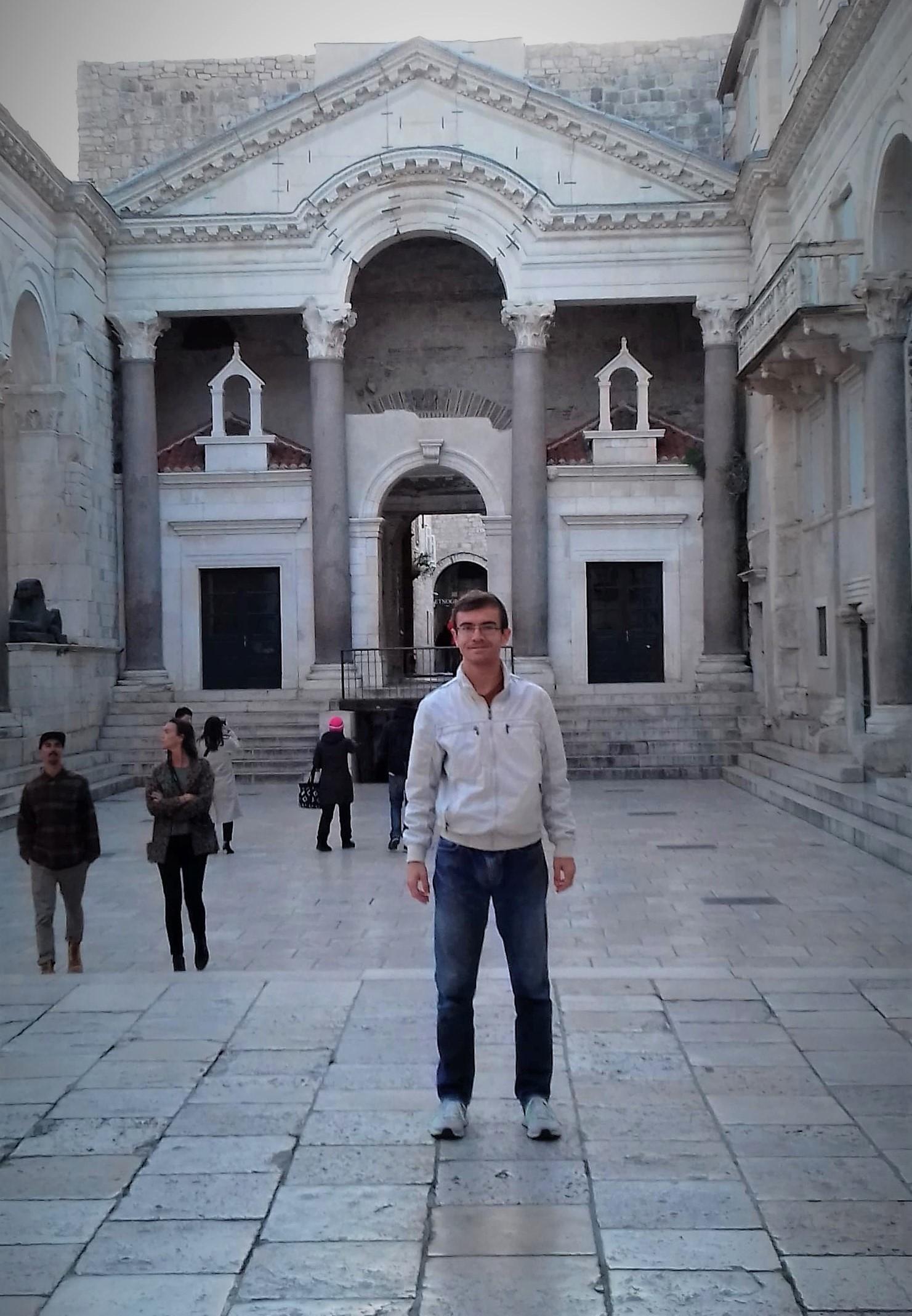 New EVS Volunteer for FYR Macedonia