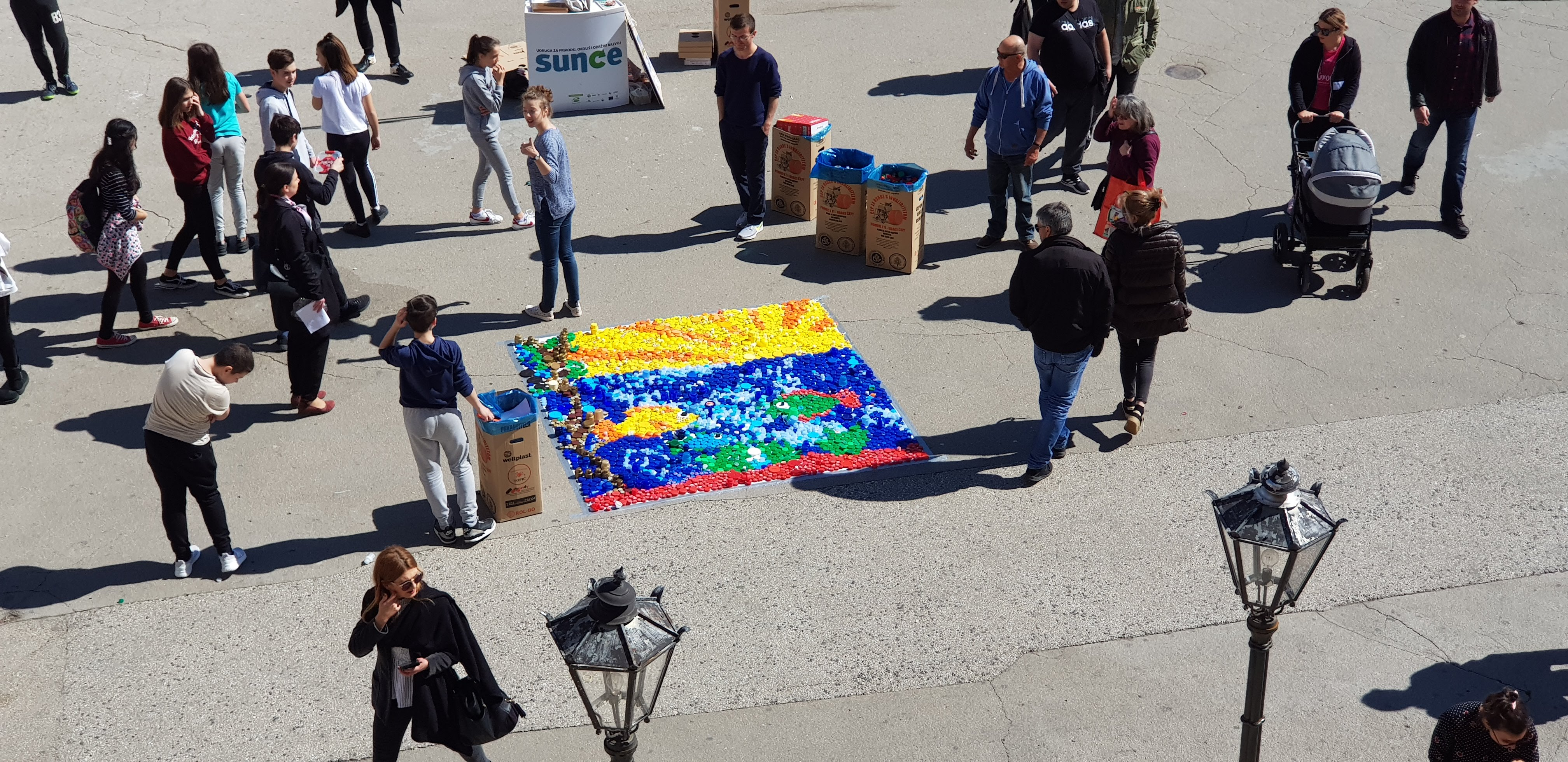 Čepozaik! Eco-Humanitarian Public Event