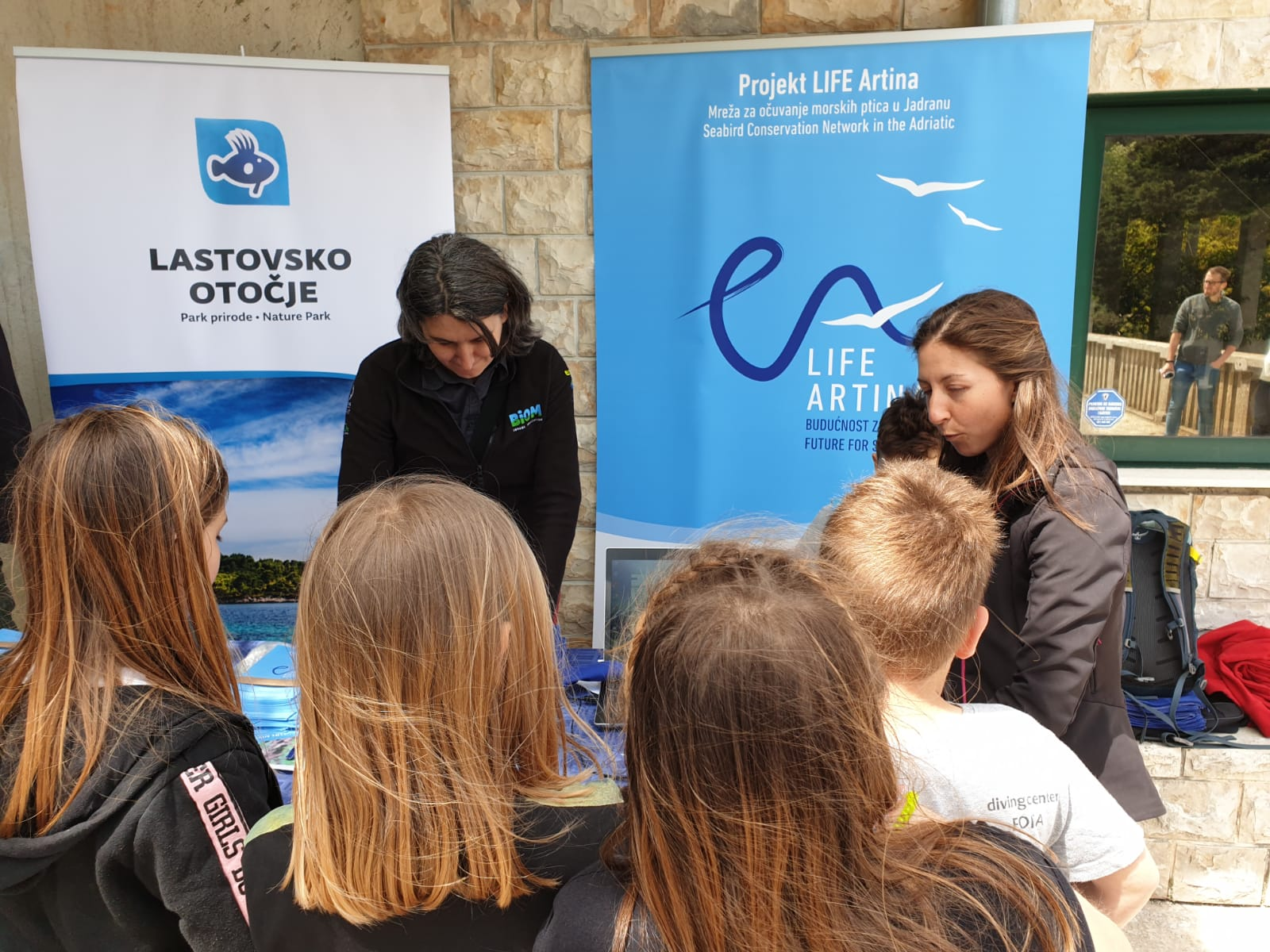 Project LIFE Artina presented on Lastovo