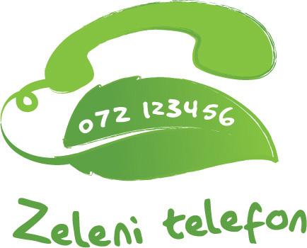 Polugodišnji izvještaj o radu Zelenog telefona