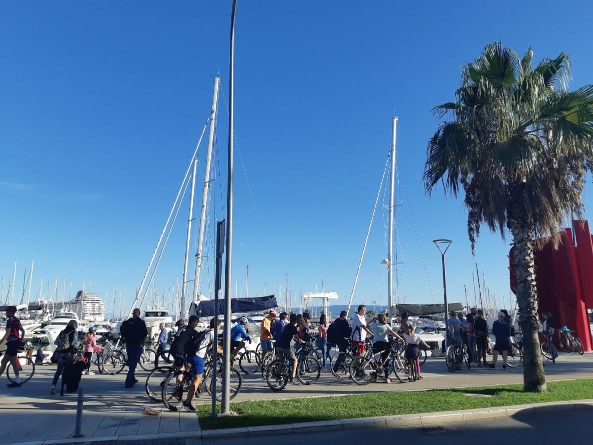 Osma Splitska biciklijada za kvalitetniji život u gradu