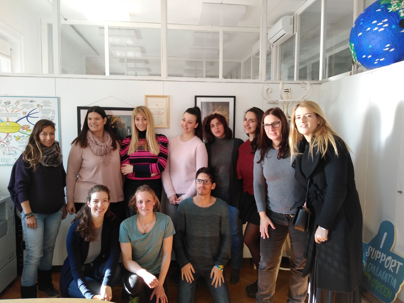 Aktivistica Rosie Watson posjetila Udrugu Sunce Split