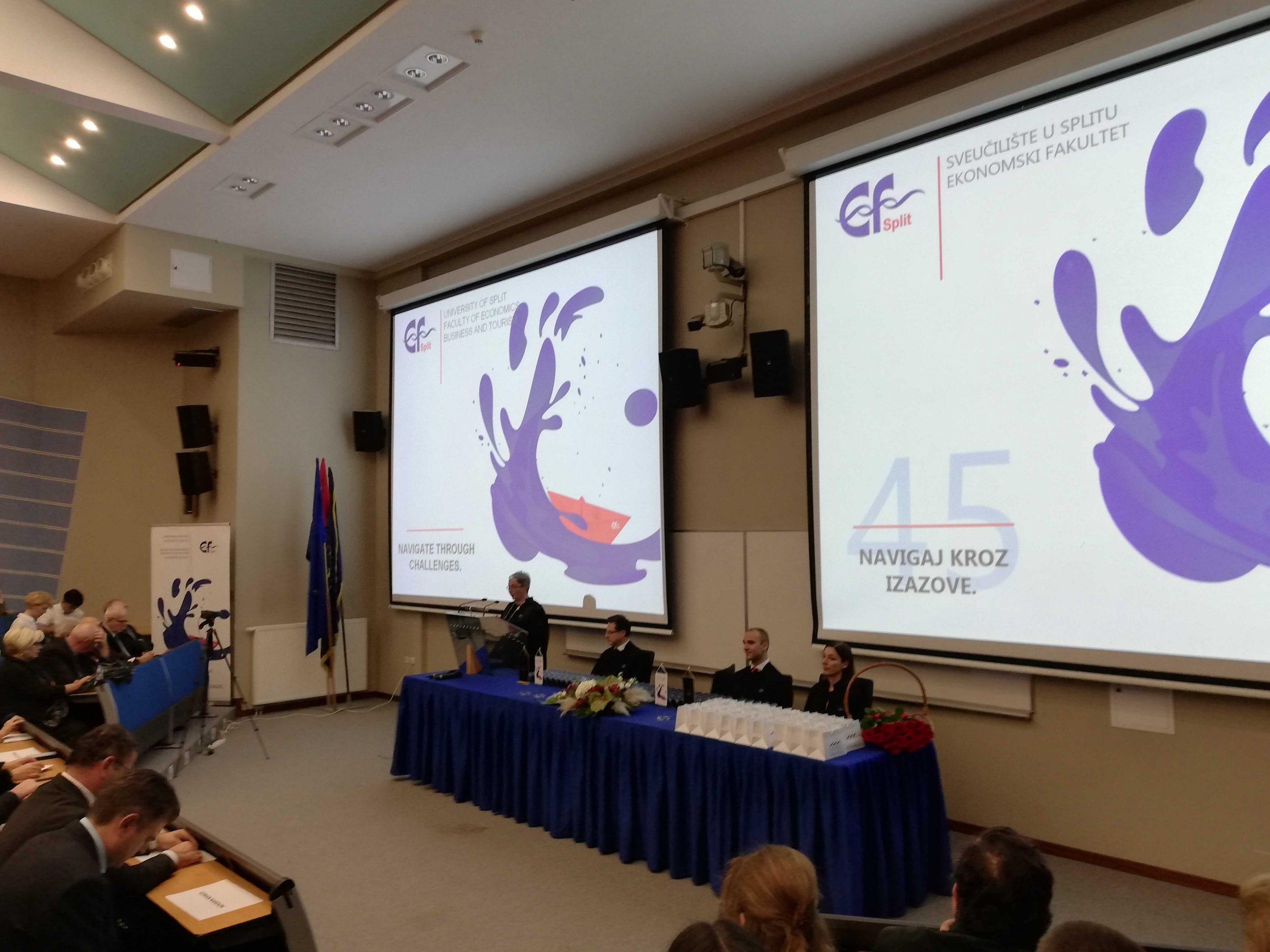 Udruga Sunce Split dobila posebno priznanje EFST-a
