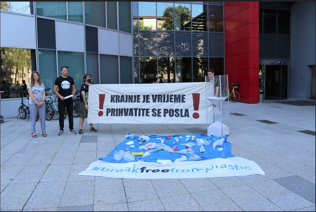 Udruge zahtijevaju: krajnje je vrijeme da ministarstvo riješi problem jednokratne plastike!