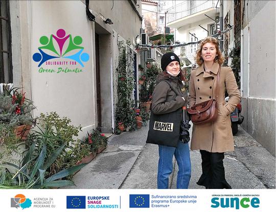 Upoznajte Sofiju i Ivanu, nove volonterke Europskih snaga solidarnosti